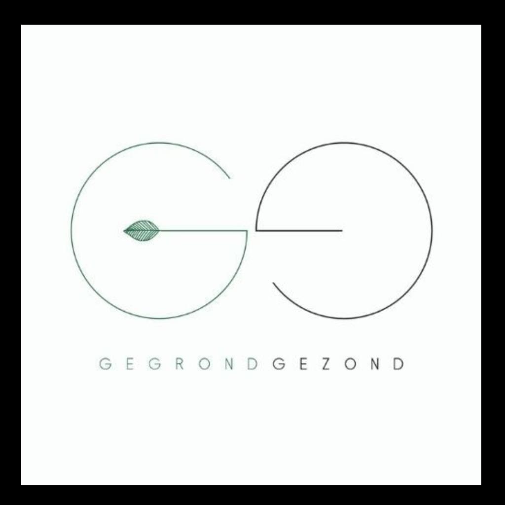 logo gegrond gezond