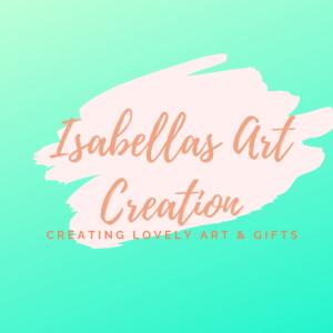 Isabellas art creation